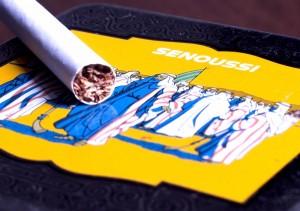 Senoussi - Lob einer Zigarette