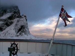 Der Norden im Winter